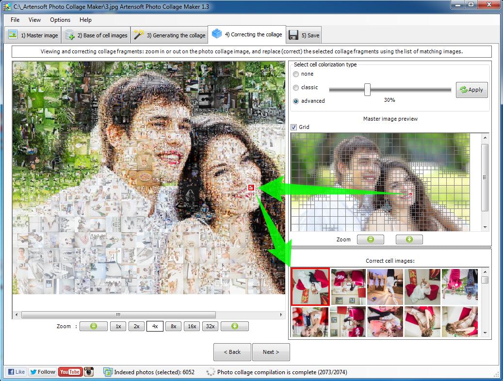 скачать программу для фото и видео коллаж