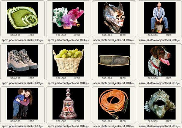 Примеры изображений в архиве