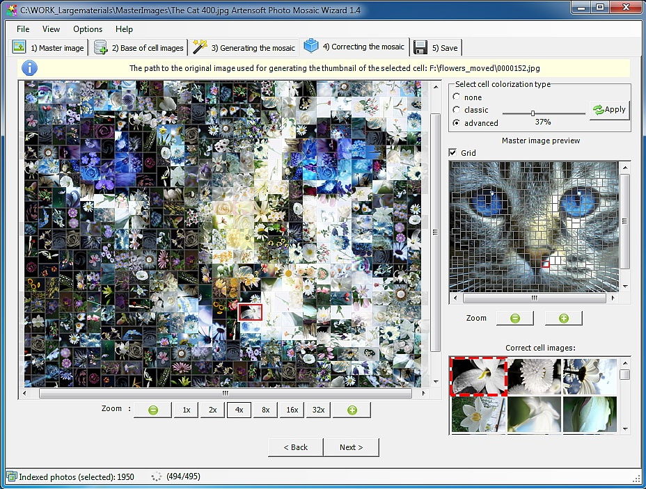 Mosaic Maker Software Free Download - softunit-asoft