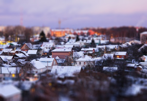 tilt shift video