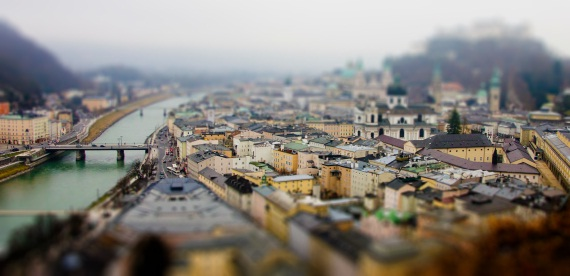 tilt-shift maker