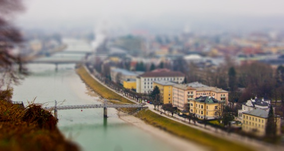 tilt-shift minatures