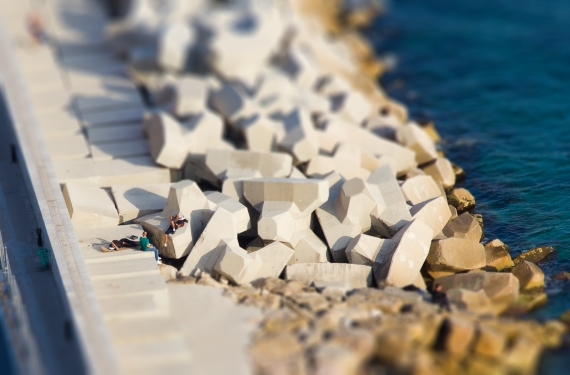tilt and shift
